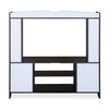 Nilkamal Beaumont Wall Unit (Wenge)