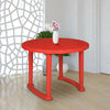 Nilkamal Meridian Dinning Table (Bright Red)