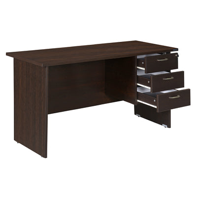 Nilkamal Maximus 5 Feet Office Table (Wenge)