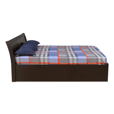 Nilkamal Morocco King Bed (Wenge)