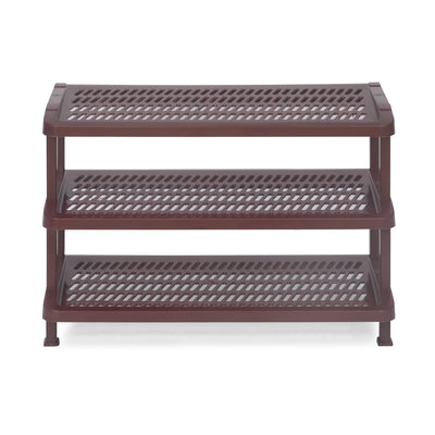 Nilkamal Multipurpose Rack 03 (Maroon)