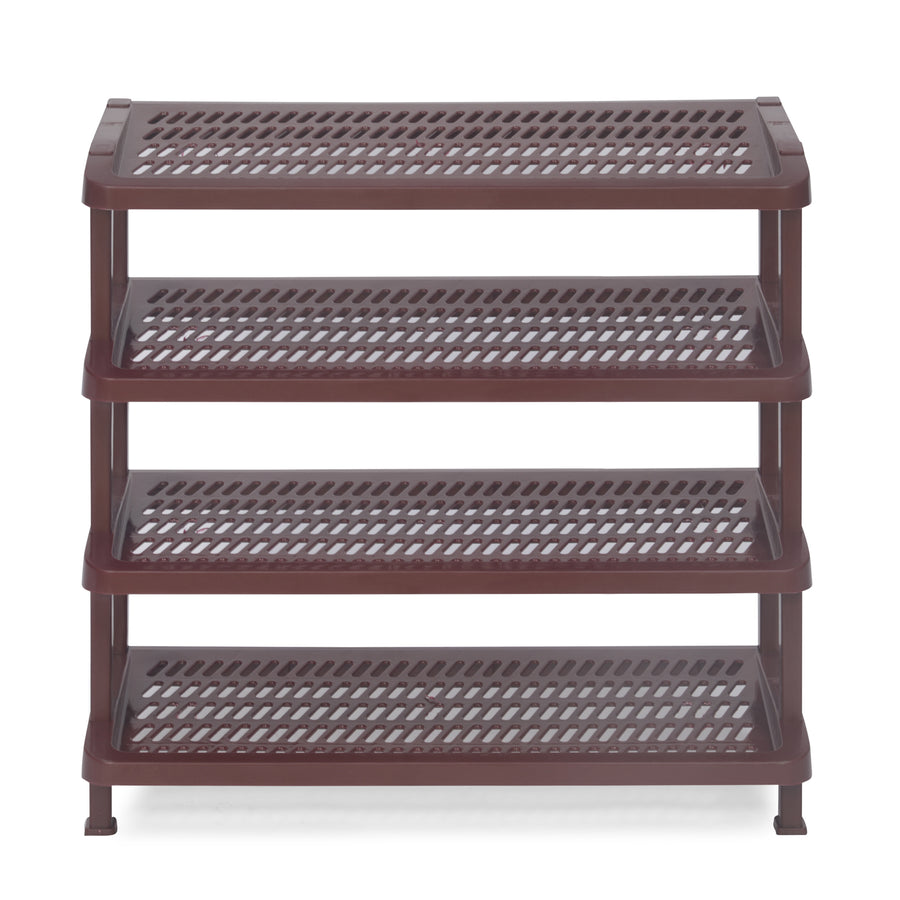 Nilkamal Multipurpose Rack 04 (Maroon)