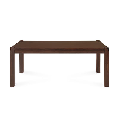 Nilkamal Murano 8 Seater Dining Table (Expresso)