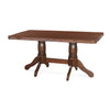 Nilkamal Norris 6 Seater Dining Table (Expresso)