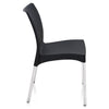 Nilkamal Novella 07 Chair (Iron Black)