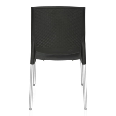 Nilkamal Novella 17 Chair (Iron Black)