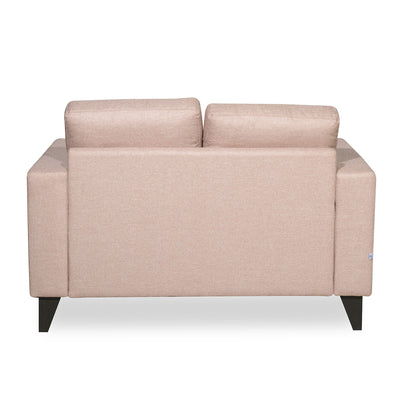 Nilkamal Novelty 2 Seater Sofa (Beige)