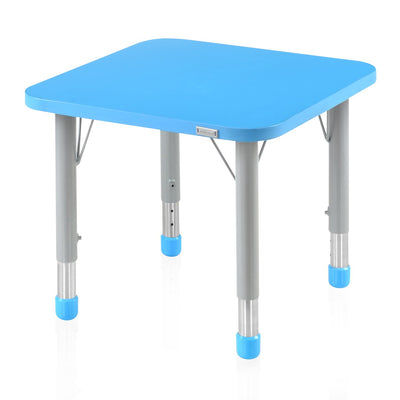 Nilkamal Orange Danube Blue Activity Desk (Square)
