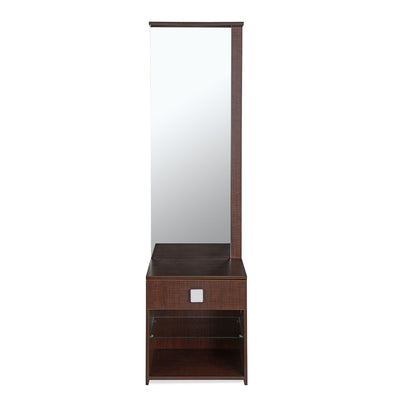 Nilkamal Ranchi Dressing Table (Brown Maple)