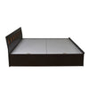 Nilkamal Reegan King Bed - Wenge