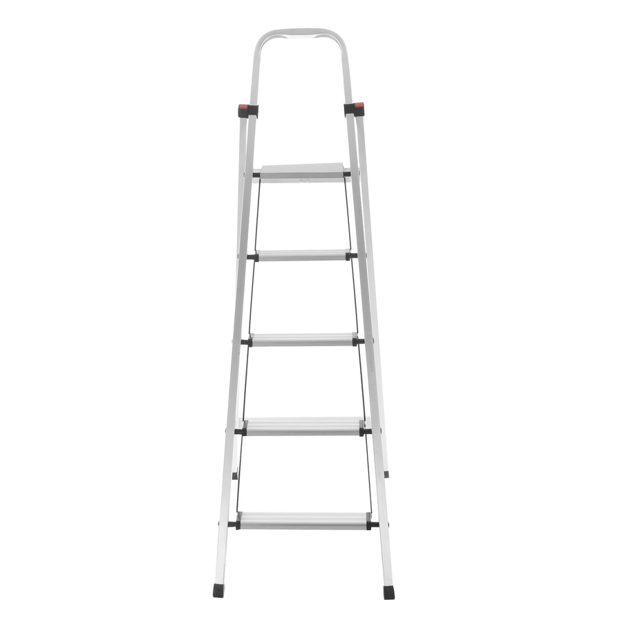 Nilkamal Splendid 5 Steps Ladder (Aluminium)
