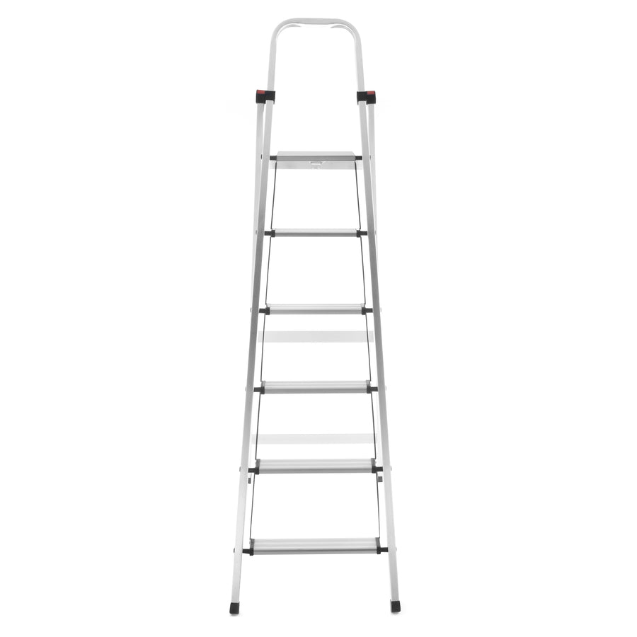 Nilkamal Splendid 6 Steps Ladder (Aluminium)