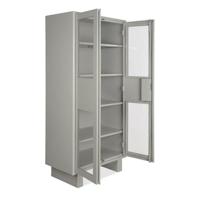 Nilkamal Squardro Office Storage (Glass Door)