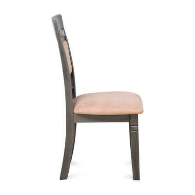 Nilkamal Stanfield Dining Chair (Grey)
