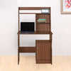 Nilkamal Stark Study Table (Walnut)