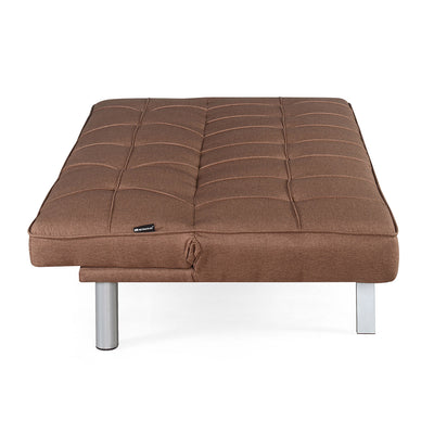 Nilkamal Torres Sofa Cum Bed (Brown)