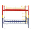 Nilkamal Venice Bunk Bed Red/Yellow/Blue