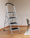 Vesta 4step Ladder Black White