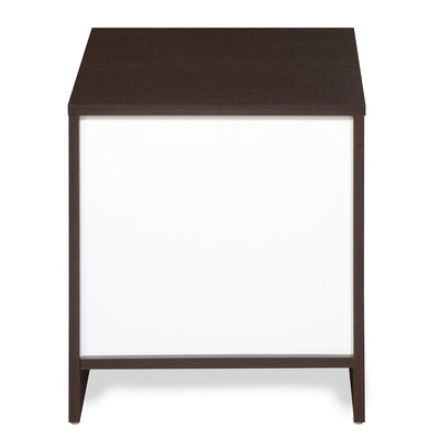 Nilkamal Vienna Bedside Table (Wenge)