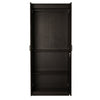 Nilkamal Willy 2 Door Wardrobe (Wenge)