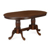 Nilkamal Woodway 6 Seater Dining Table, Cappuccino
