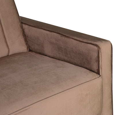 Nilkamal Xavi Sofa Cum Bed (Brown)