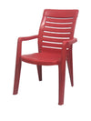 Nilkamal Premium Chair CHR2180 - Bright Red