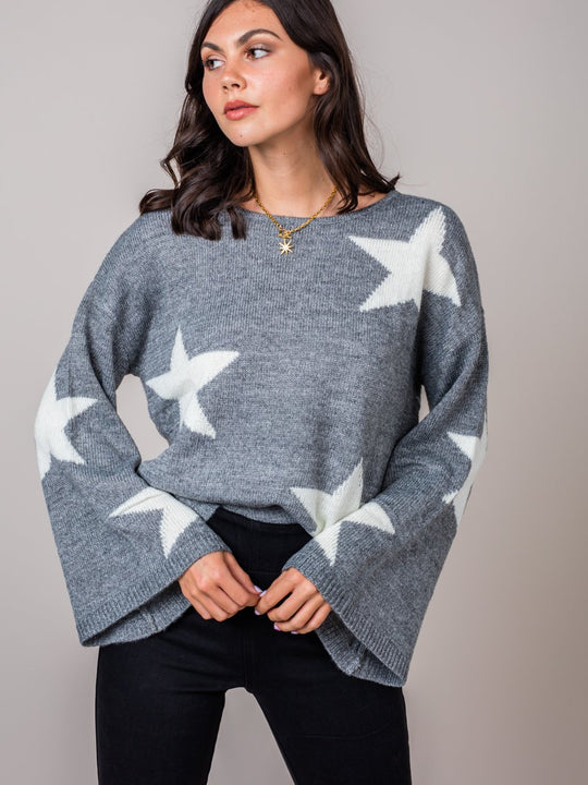 Starry Girl Sweater
