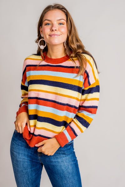 MINKPINK Country Comfort Knit Sweater