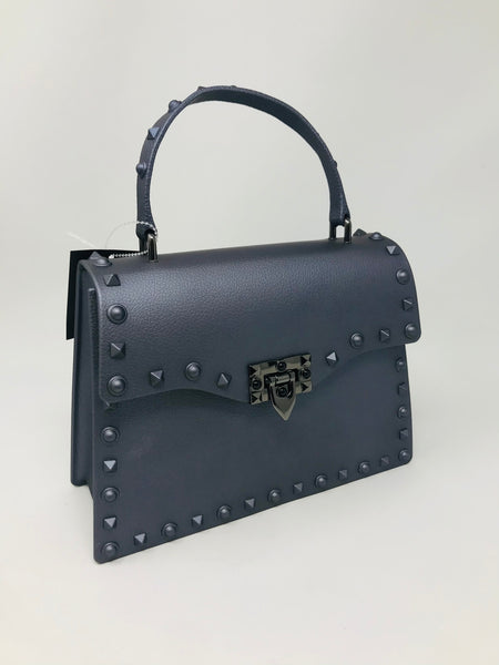 Harley Messenger Bag in Grey
