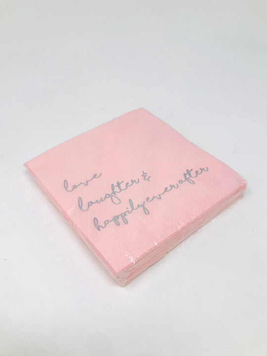 Love, Laughter Napkins