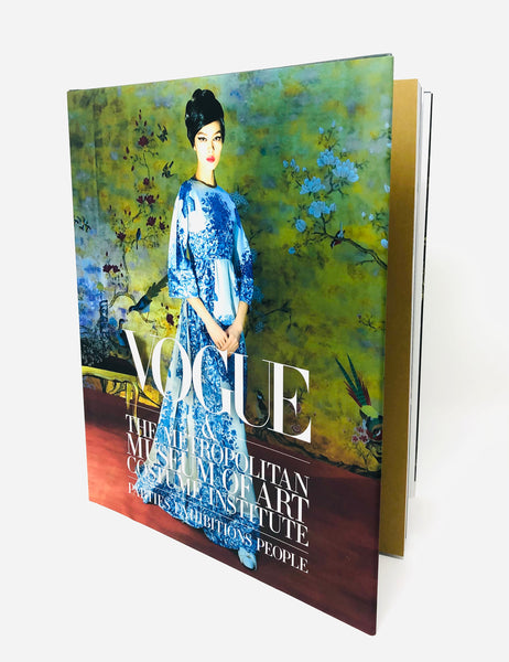 VOGUE The Met Costume Book