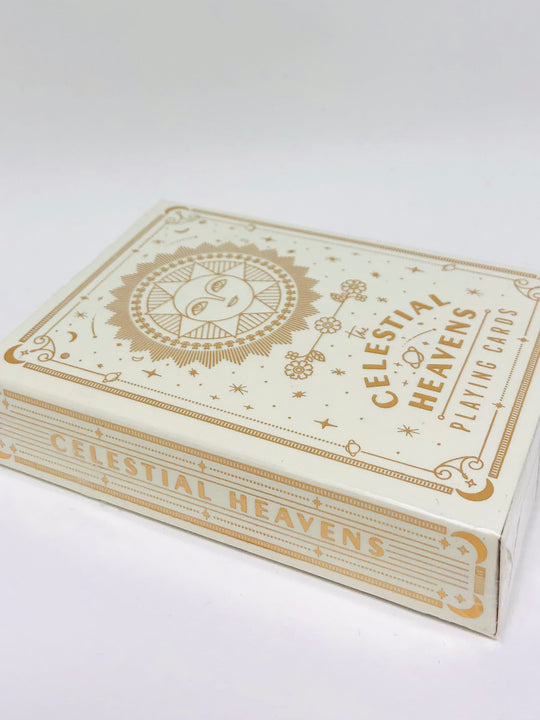 "Ivory ""Celestial Heavens"" 52 Card Deck"