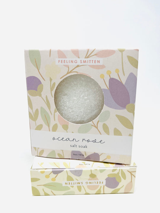 Time Concept Marble Journal Small
