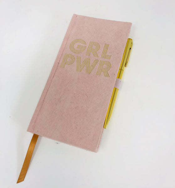 Grl Power NoteBook