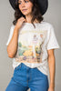 DAYDREAMER Elton John Yellow Brick Road Boyfriend Tee