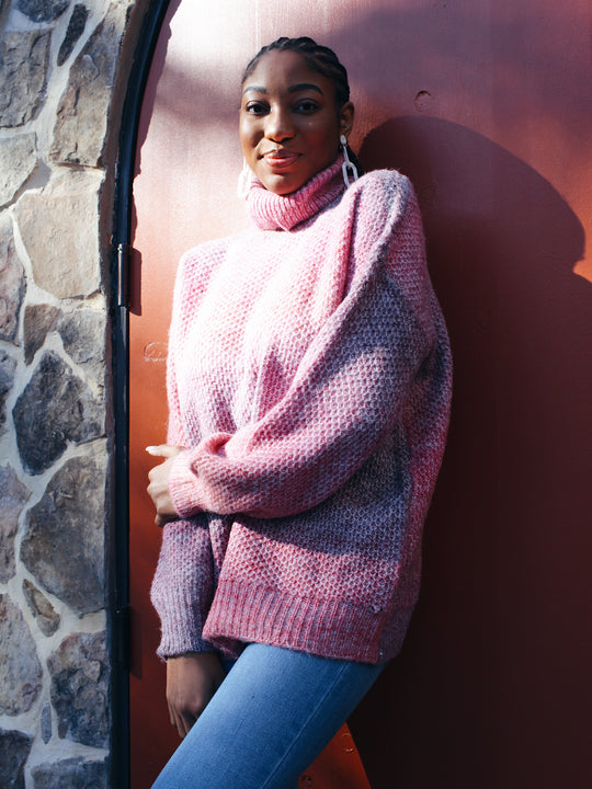 KARLIE What's Knit to Love Sweater