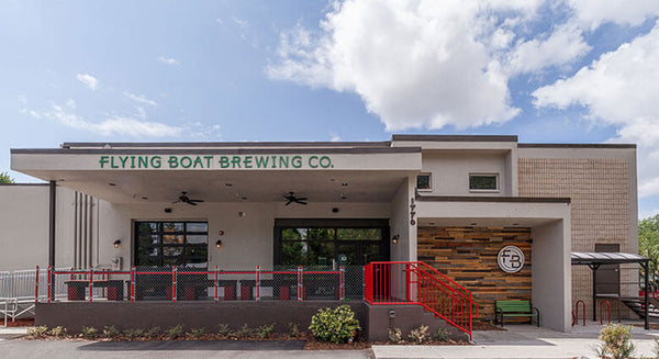 Q&A WITH FLYING BOAT BREWERY