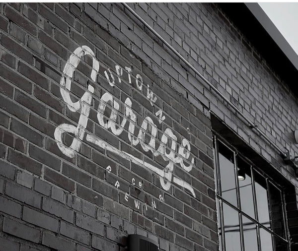 Q&A WITH UPTOWN GARAGE BREWING COMPANY