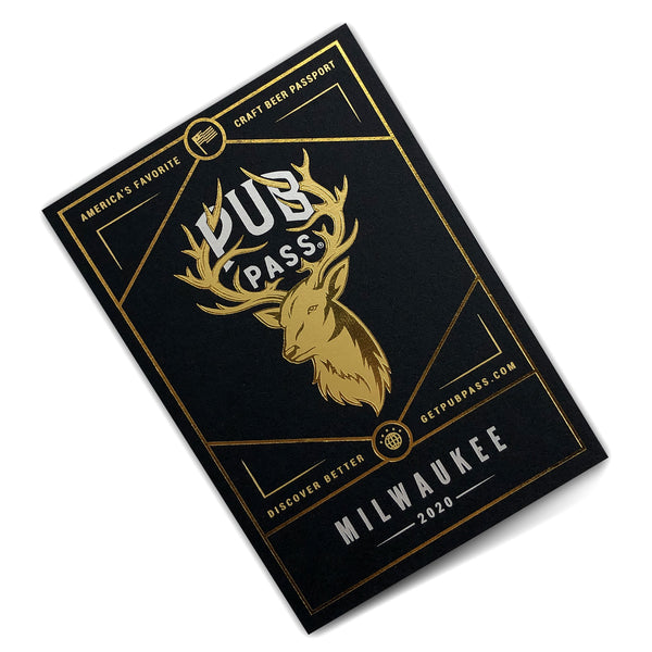 2020 Milwaukee PubPass