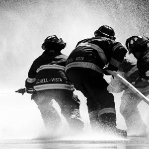 luminskin discount for fire fighters and first responders