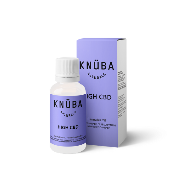Knuba High CBD Oil