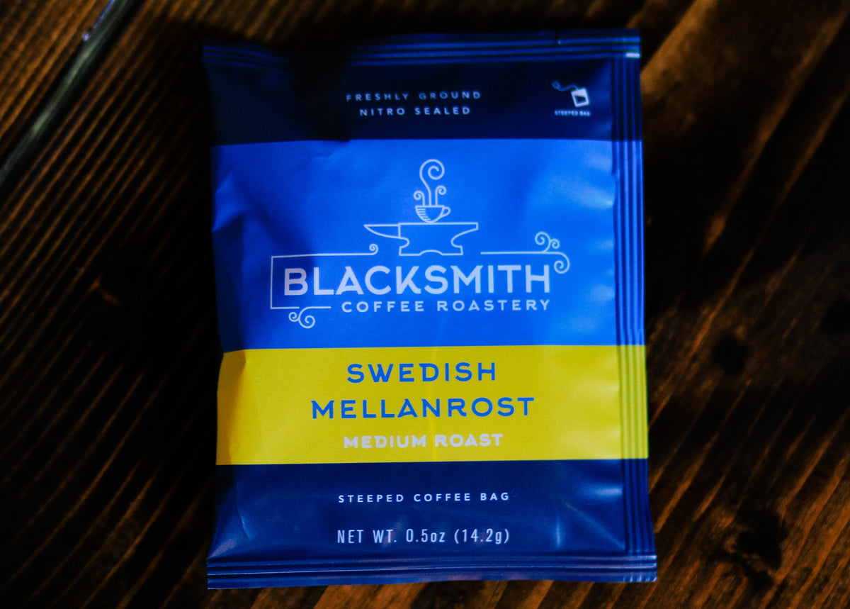 Steeped Packet - Swedish Mellanrost