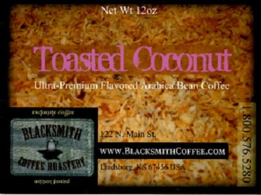 Toasted Coconut