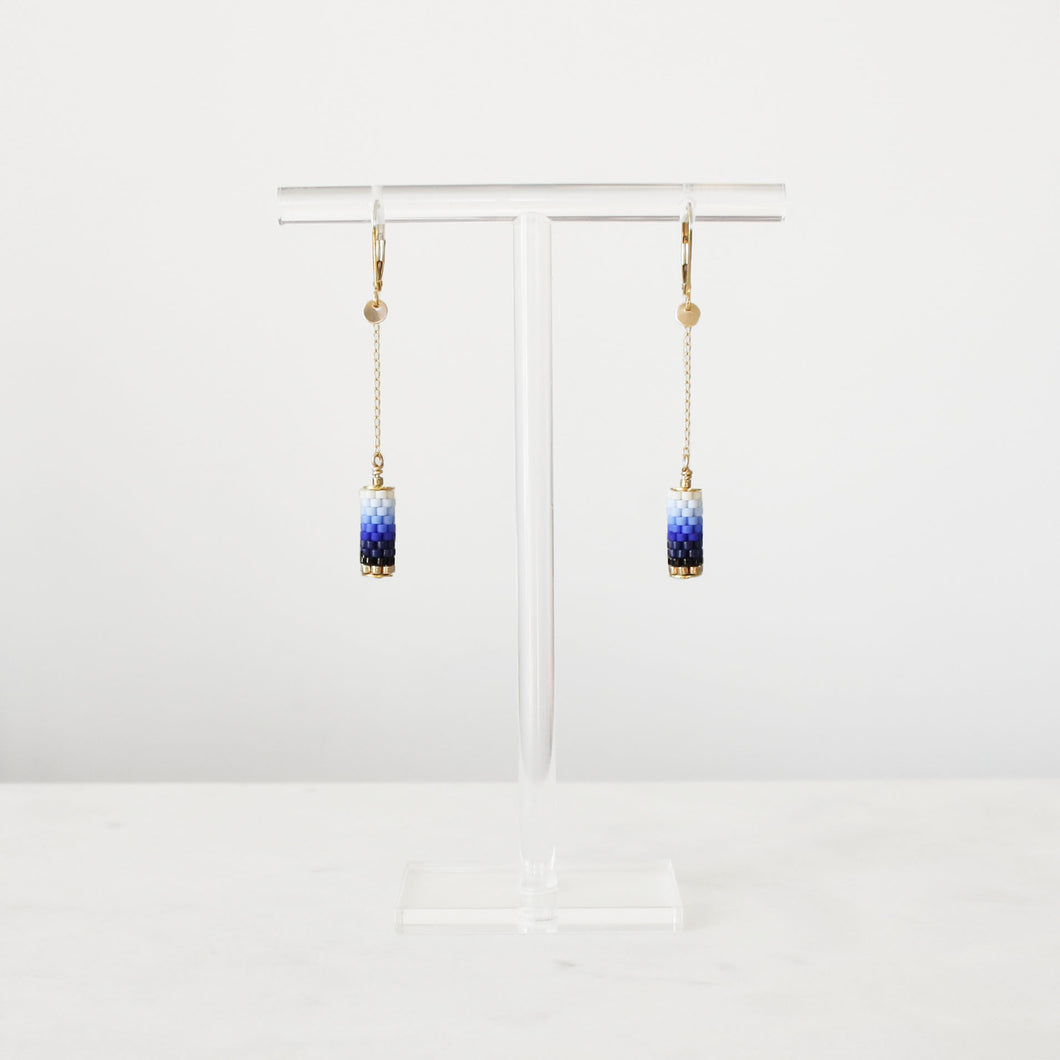 Blue Earrings Tahani