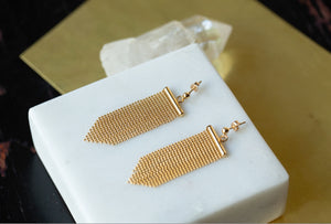 Earrings Delphe