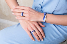Load image into Gallery viewer, Blue bracelet -Antonella