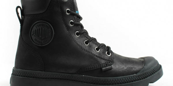 Palladium Pampa Cuff Waterproof Black