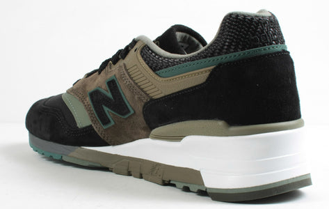New Balance US 997PAA Black Green