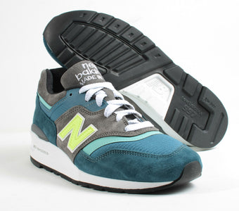 New Balance US 997PAC Blue Green